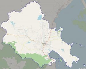 Bản đồ thị xã Ninh Hòa như thế nào